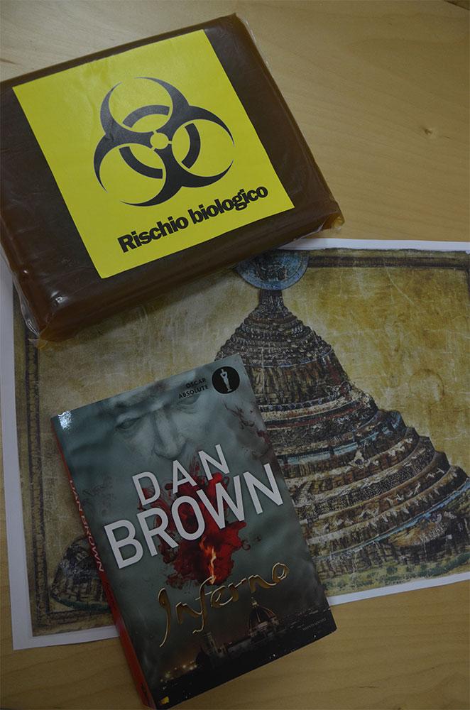 """""""Inferno"""" di Dan Brown: un thriller che non convince fino in fondo"""