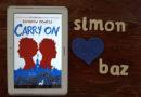 """""""Carry on"""" di Rainbow Rowell: il coraggio di Simon vi conquisterà"""