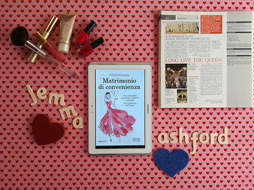 """""""Matrimonio di convenienza"""" di Felicia Kingsley: una favola moderna e… al contrario!"""