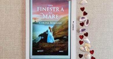 """""""Una finestra sul mare"""" di Corina Bomann: un romanzo che convince solo per metà"""