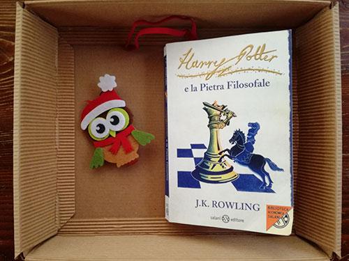 harry potter e la prima filosofale