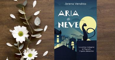 """""""Aria di neve"""" di Serena Venditto: mi aspettavo qualcosa di più…"""