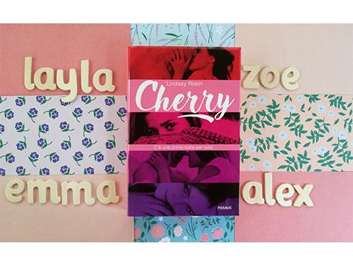 """Recensione """"Cherry"""" di Lindsey Rosin (PIEMME)"""