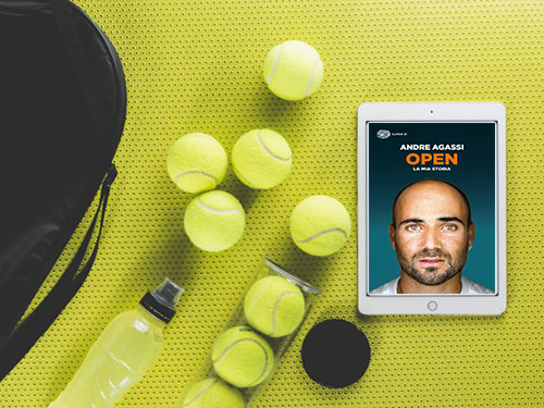 recensione open andre agassi