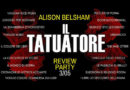 "Review Party ""Il tatuatore"" di Alison Belsham"