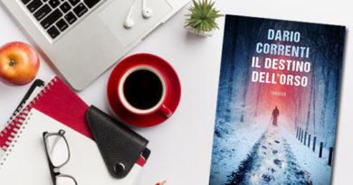 """""""Il destino dell'orso"""" di Dario Correnti: un seguito coinvolgente"""