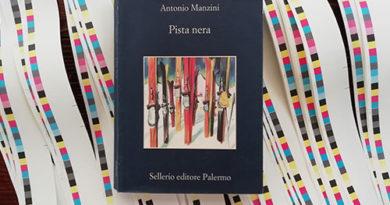 """""""Pista nera"""" di Antonio Manzini: straordinario!"""