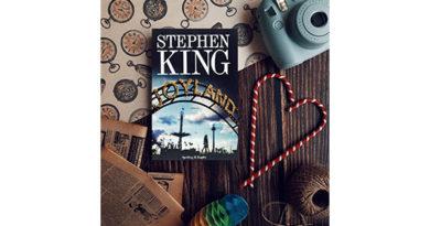 """""""Joyland"""" di Stephen King: una nuova versione del Re"""