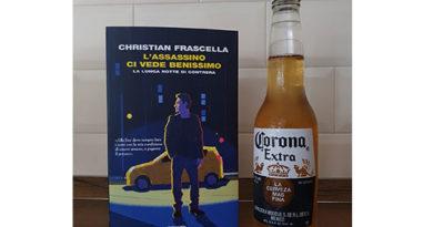 """""""L'assassino ci vede benissimo"""" di Christian Frascella: come non amare Contrera?"""