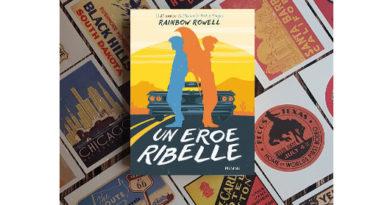 """""""Un eroe ribelle"""" di Rainbow Rowell: io amo Baz e Simon!"""