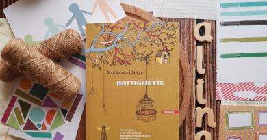 """""""Bottigliette"""" di Sophie van Llewyn: un piccolo gioiello"""