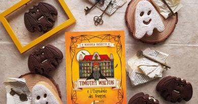 """""""Timothy Walton e l'ospedale dei vampiri"""": l'importanza dell'amicizia"""