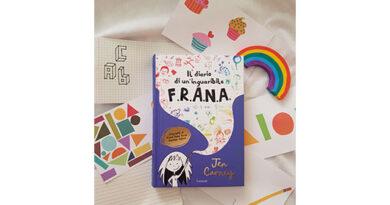 """""""Il diario di un'inguaribile F.R.A.N.A."""" di Jen Carney: troppo carino!"""