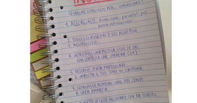 Come scrivere l'incipit di un romanzo? Ecco dieci consigli