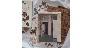 """Le stanze buie"" di Francesca Diotallevi: magnetico"